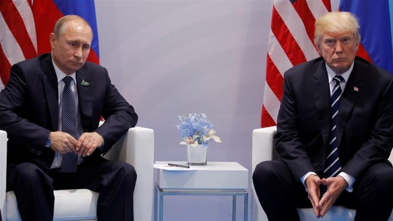 俄罗斯回应美国新制裁:不可接受 将报复
