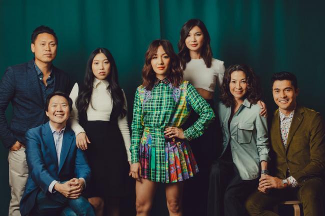 这部好莱坞全亚裔阵容的大片经历了什么?