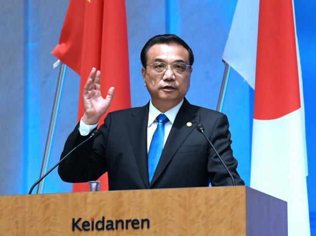 安倍再提访华 中国政府首次明确回应