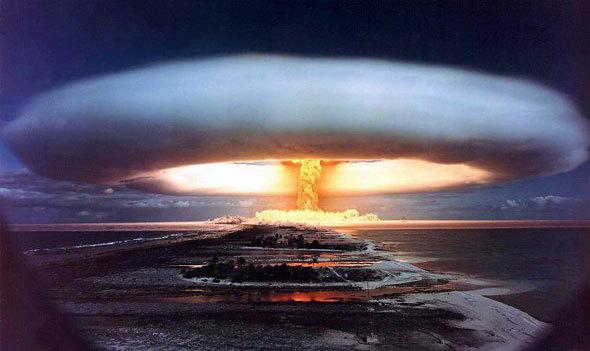 想对日本投第三枚原子弹 被紧急喊停