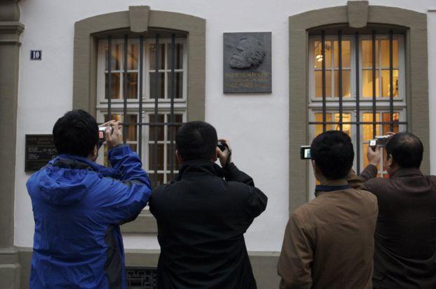 受中国游客青睐的德国特里尔