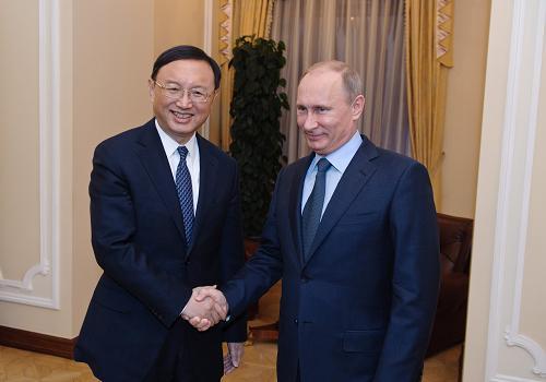 杨洁篪访问俄罗斯肩负特殊使命