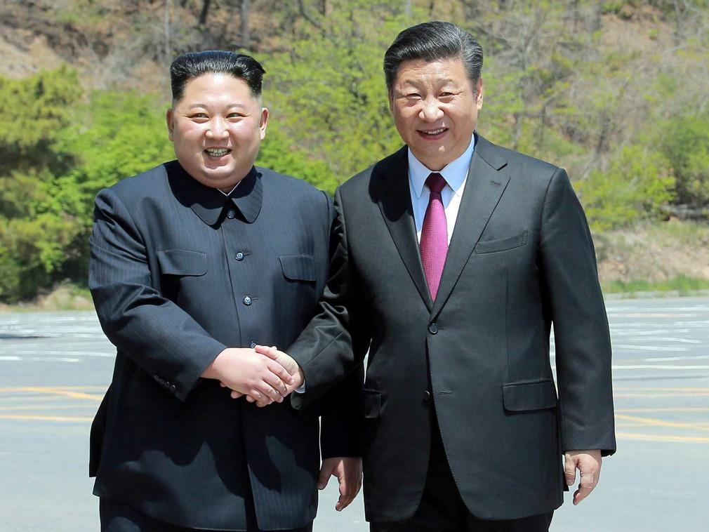 朝鲜高层抵京或与中国议9月份一件大事