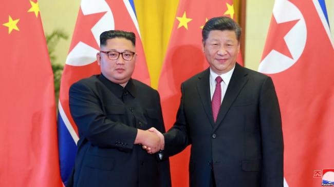 中国派出先遣队  习近平或9月访朝鲜