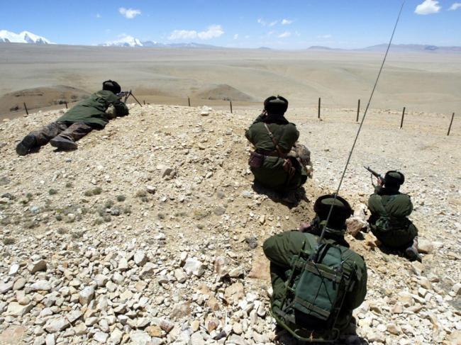 洞朗对峙后 解放军中印边境又有大动作