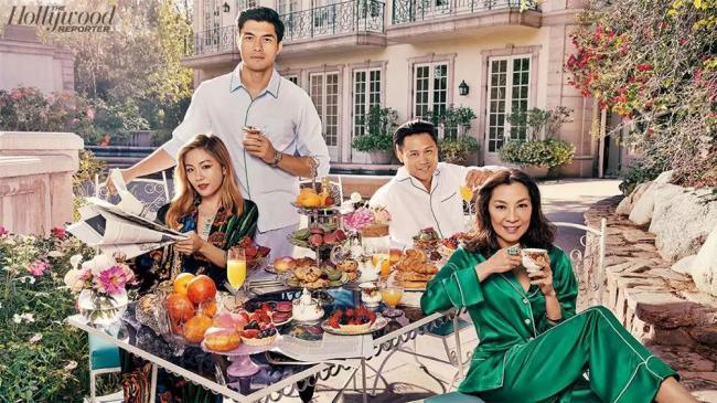 """好莱坞出了一部""""亚裔""""电影 火遍全美"""