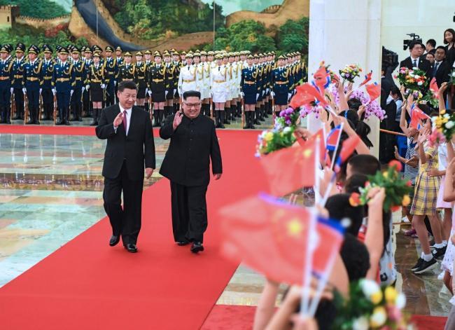 被美激怒  中国还愿意朝鲜无核化吗
