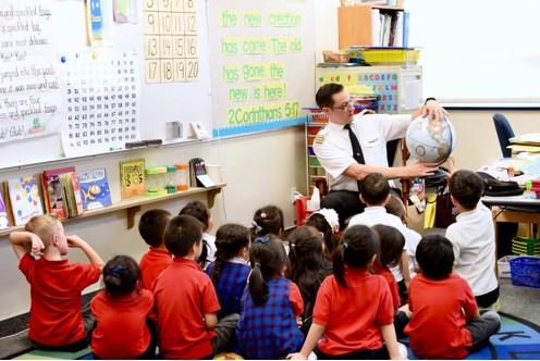 一个移民妈妈眼中的西方小学教育