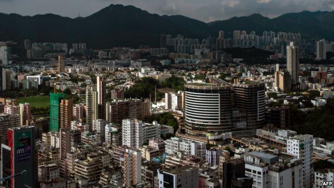美中贸易战 波及到香港经济