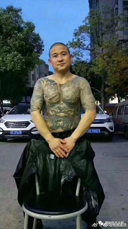 宝马哥行凶被反杀暴露出中国式打黑除恶