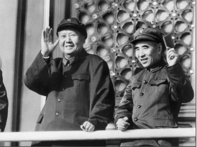 林彪坠机蒙古军方绝密报告流出