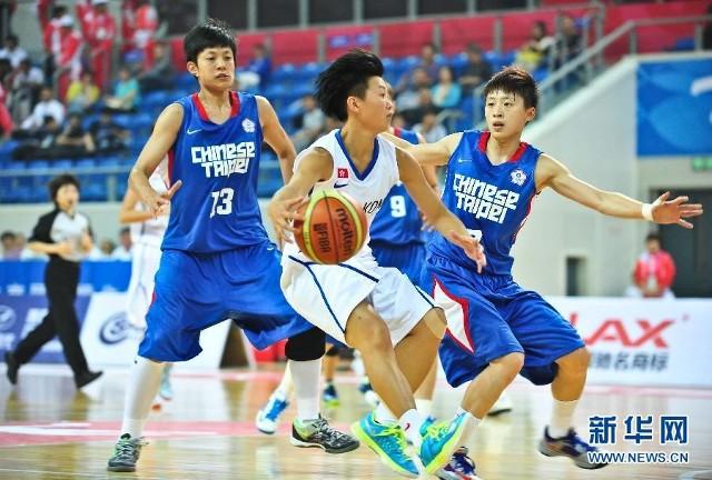 日本女篮提议 中国台北被安排女厕休息