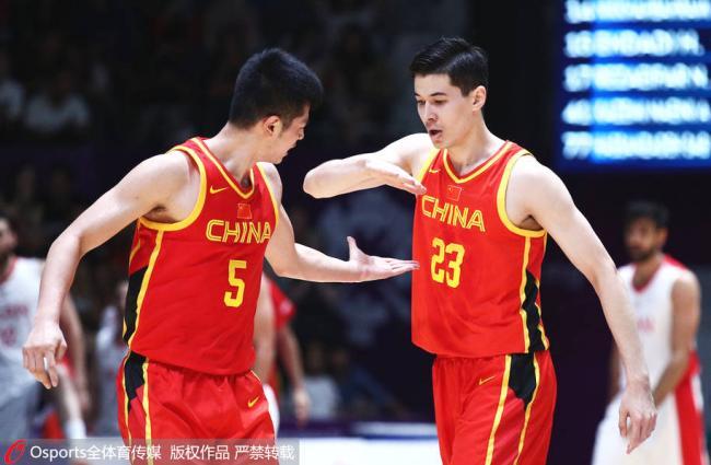 中国男篮时隔8年重夺亚运会冠军