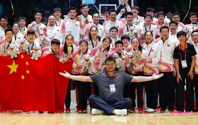 中国破亚运67年纪录   他是最大赢家