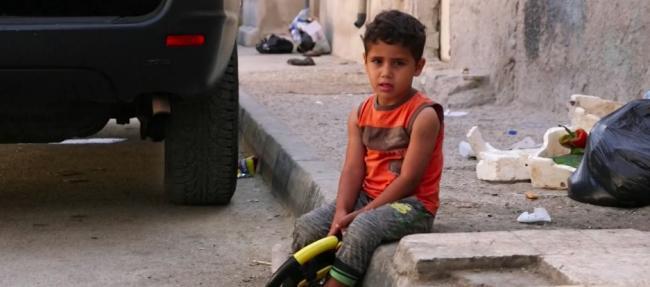 美国停止援助巴勒斯坦 难民前路艰辛