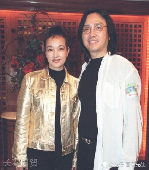 刘晓庆前男友近照曝光 如今66岁仍单身
