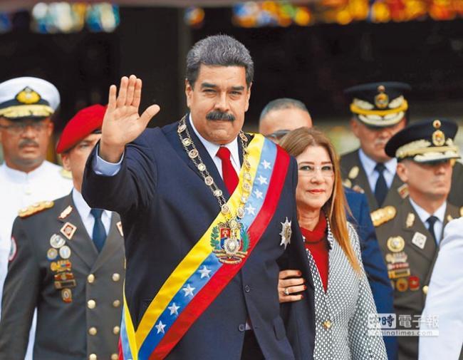 川普暗助委内瑞拉政变  可惜胎死腹中