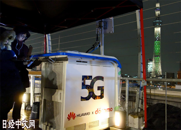 5G大竞争   华为面对前狼后虎