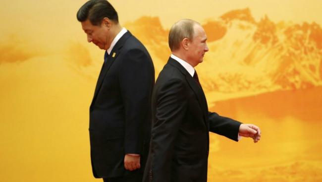 中俄关系高水平的背后