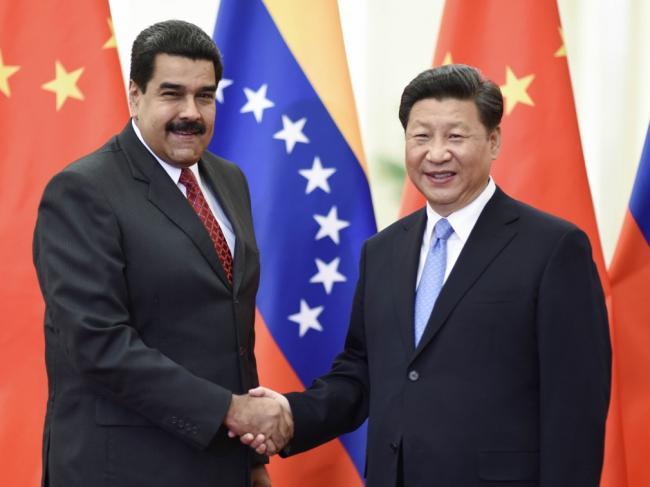 委内瑞拉总统访华求援 习要再撒392亿?