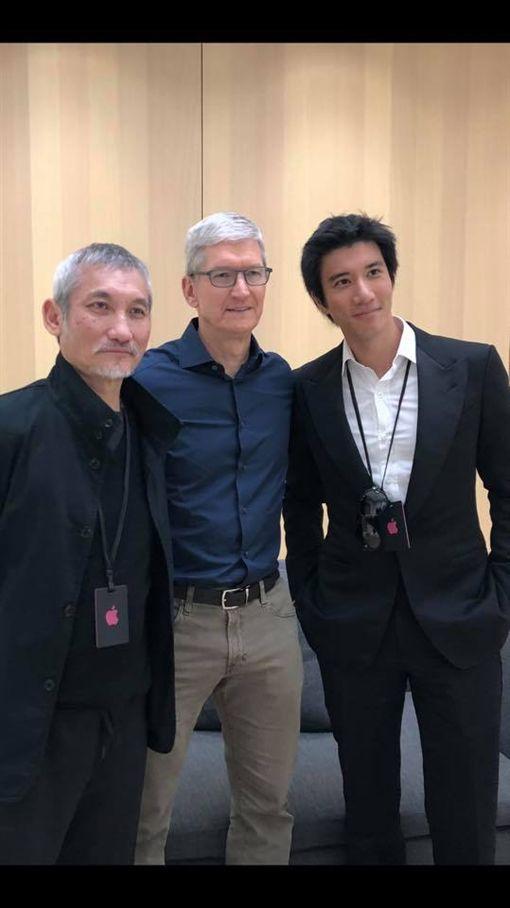 苹果新品发布会邀请出席的是他...