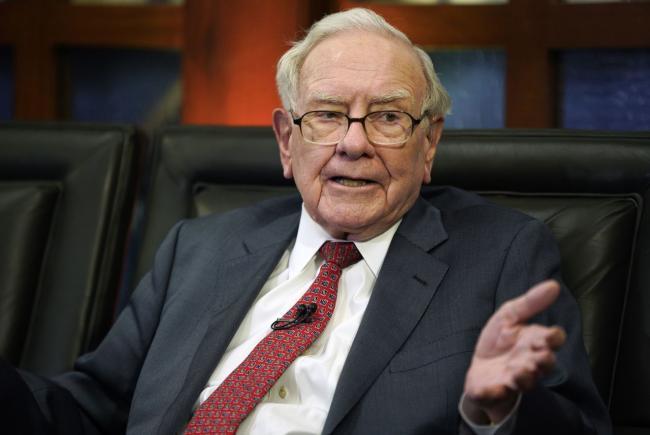 在金融海啸期间照买股票  巴菲特秘诀