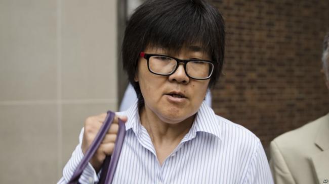 中国科学家对共谋盗取美商业机密认罪