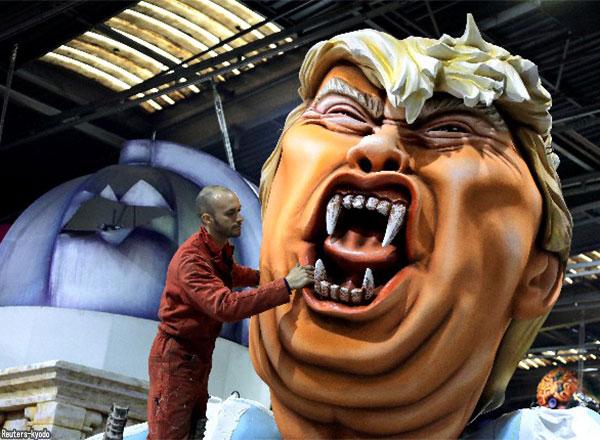中期选举临近 著名学者:川普不是流氓