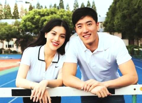 刘翔前妻被网友催婚   只回复1个字