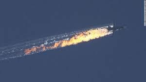 失联俄军机被叙利亚政府意外击落