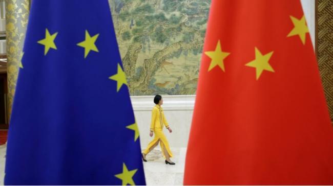 中欧矛盾悄然白热化 北京恐将腹背受敌