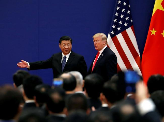 报复川普关税 北京连续取消2个谈判