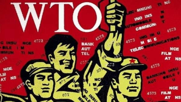 """中美贸易战""""野火""""燃及世贸组织"""