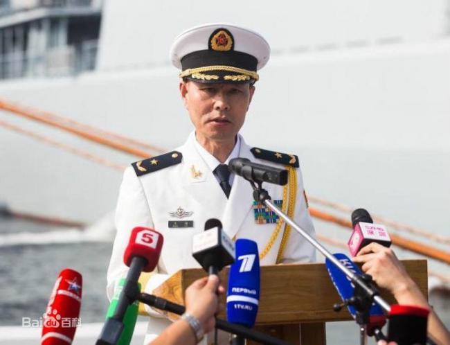 中国突然决定  取消海军司令访美