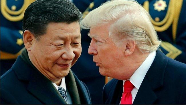 风口浪尖   中国急放关税大招