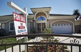 美国大量房屋降价销售