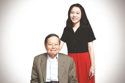 杨振宁谈第二次婚姻:我一生非常幸运
