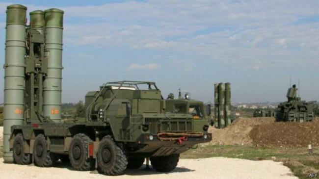 印度将购俄防空导弹 威胁中国领空