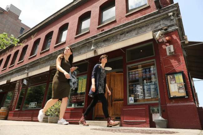 纽约房市降温近10年罕见 变买方市场