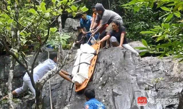 中国女游客裸死泰国瀑布 被杀细节披露