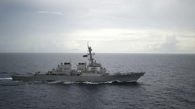 军事专家警告:美中在南海恐要擦枪走火