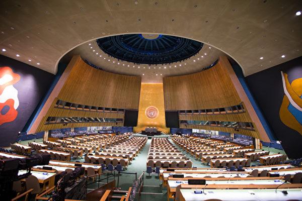 """""""中国正在联合国掌权"""""""