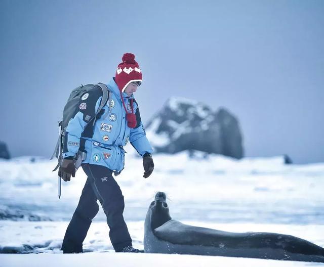 花30万去南极冻成狗 中国人仍趋之若鹜