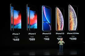苹果明年或发布5G手机 1300美元创纪录