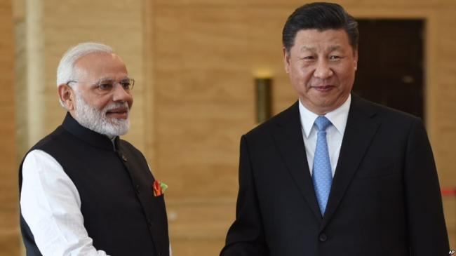 美中俄三方争取 印度成2018战略香饽饽
