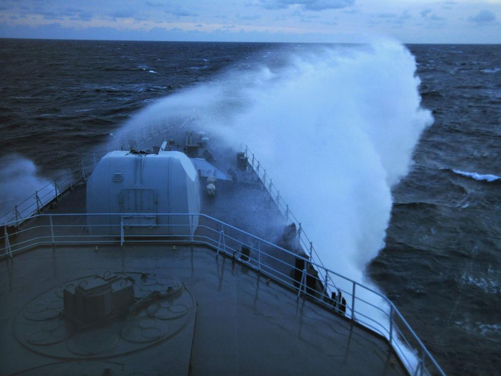 中国国庆前夕 美军在此向南海发起挑战