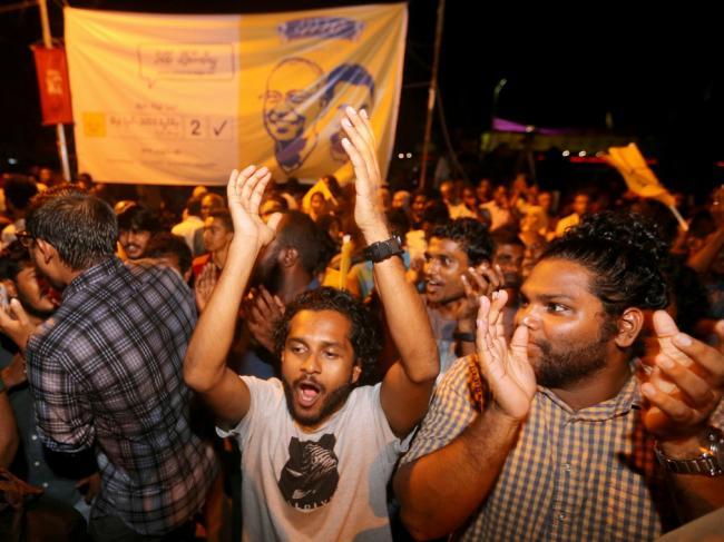 马尔代夫新政府  中国带来腐败