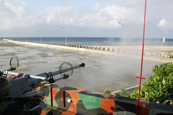 越南声称2小时攻占太平岛  台湾回应