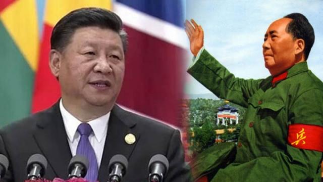 中美贸易战日益激烈 习要重返毛时代?