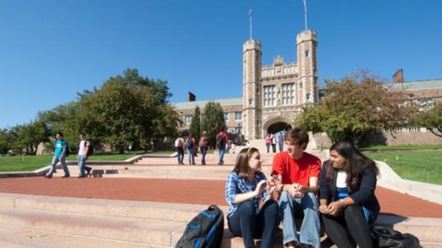 亚裔生入侵自修室?华盛顿大学曝歧视